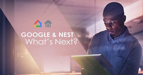 google and nest announcement