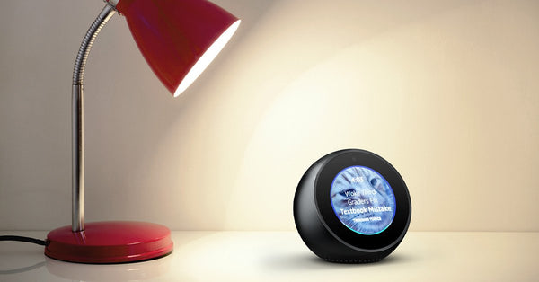 amazon alexa-photo of echo spot
