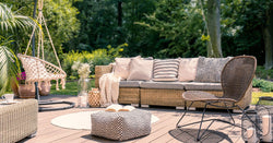 8 Ways To Get A Smart Yard-Outdoor Seating Area