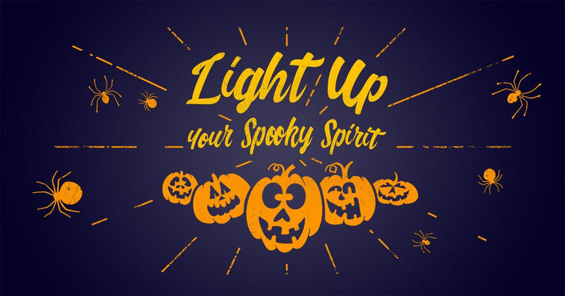 Light Up Your Spooky Spirit