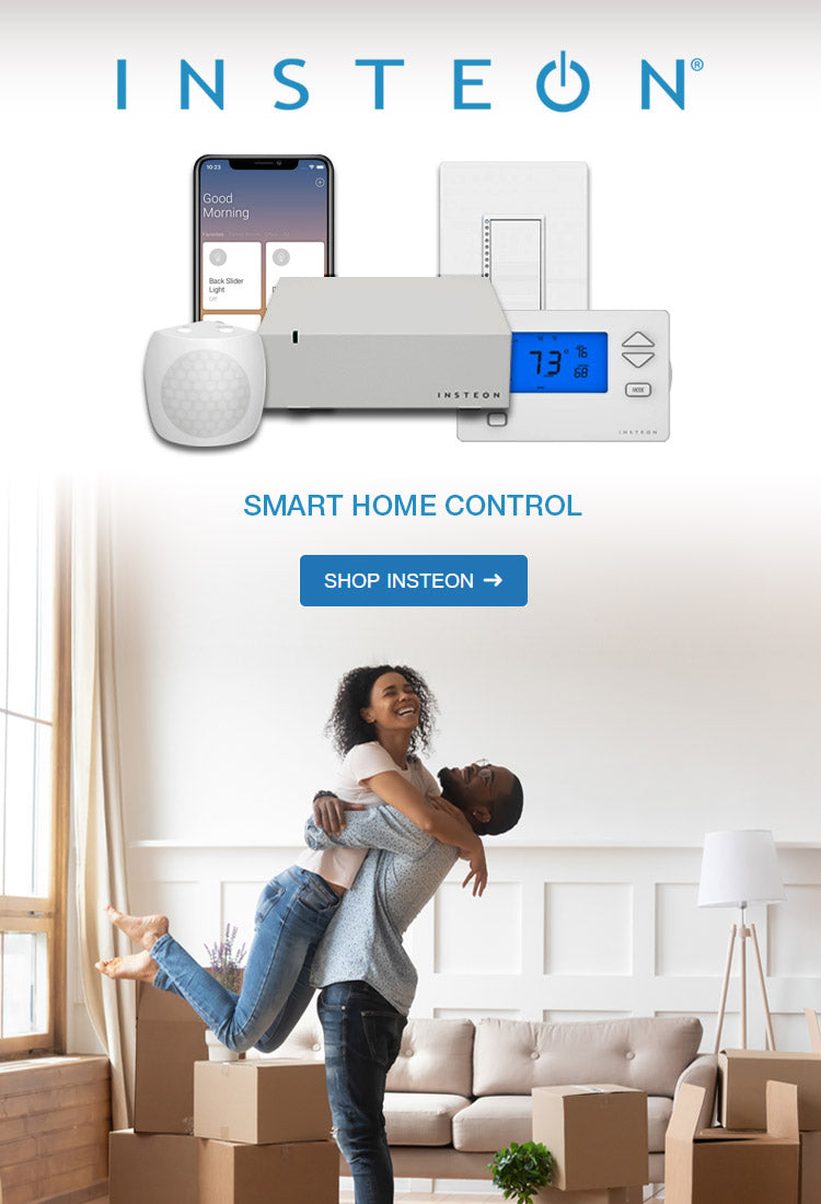 Insteon Smart Home Control