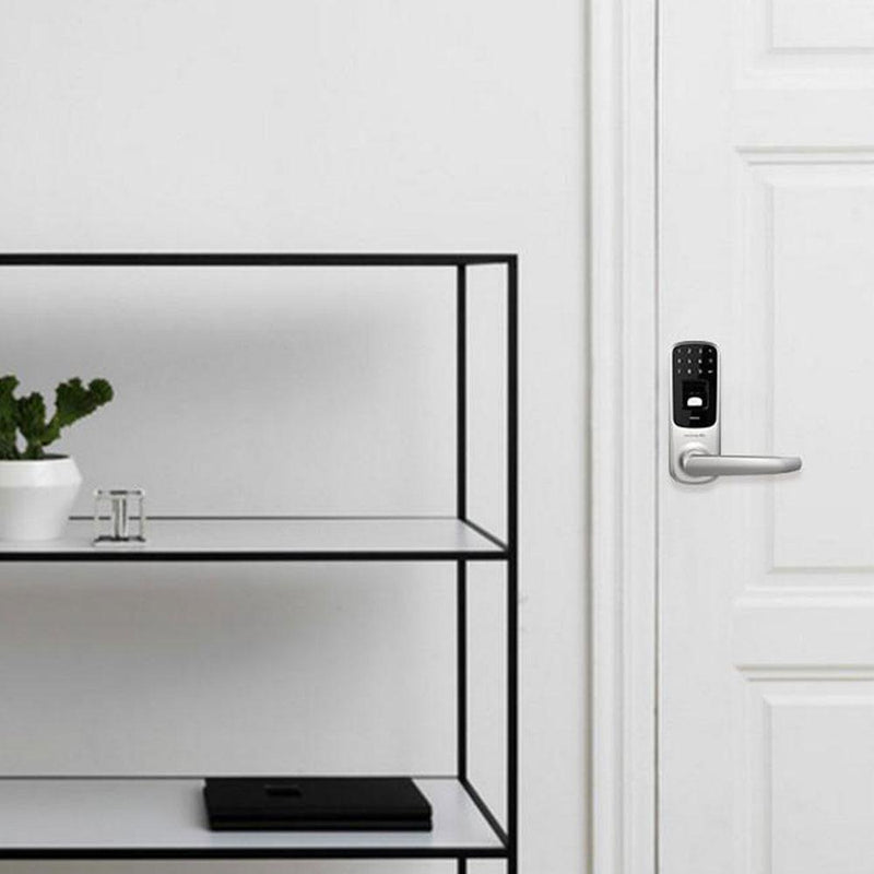 Ultraloq Bluetooth, Fingerprint and Touchscreen Smart Lock