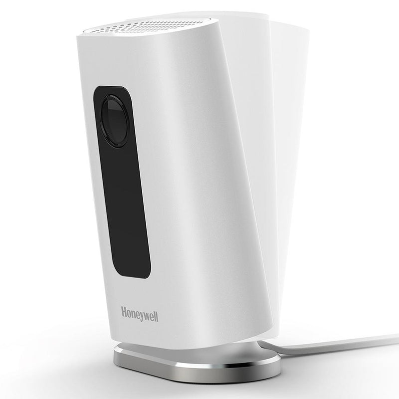 Honeywell Lyric C1 Indoor 720p Wi-Fi Security Camera, White