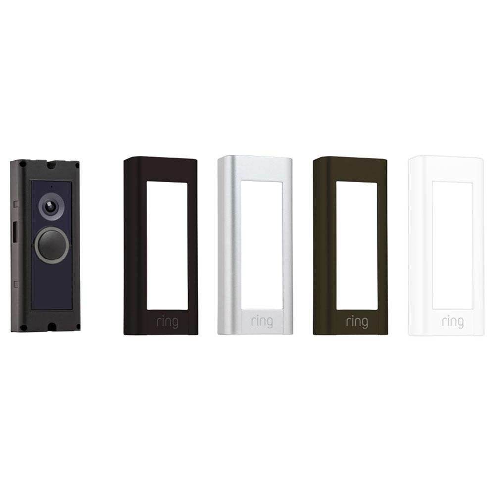 Ring door bell pro face plates