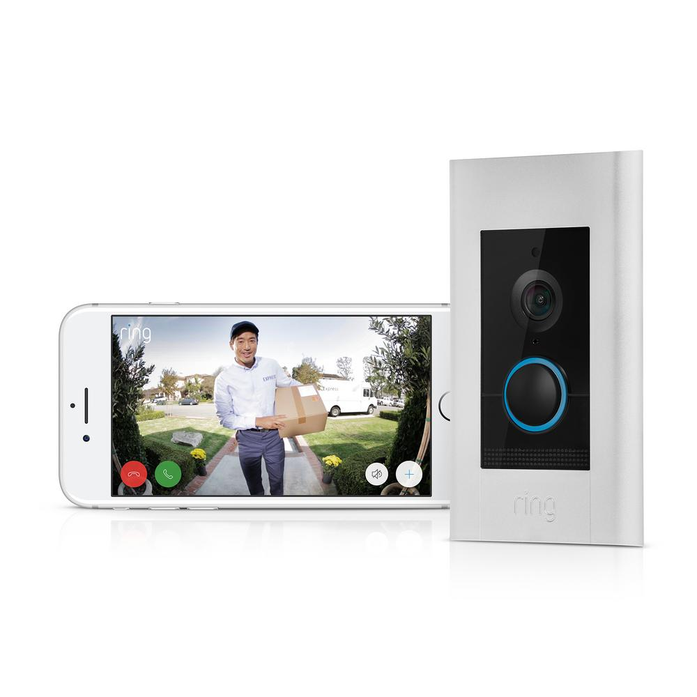 Ring Video Doorbell Elite App