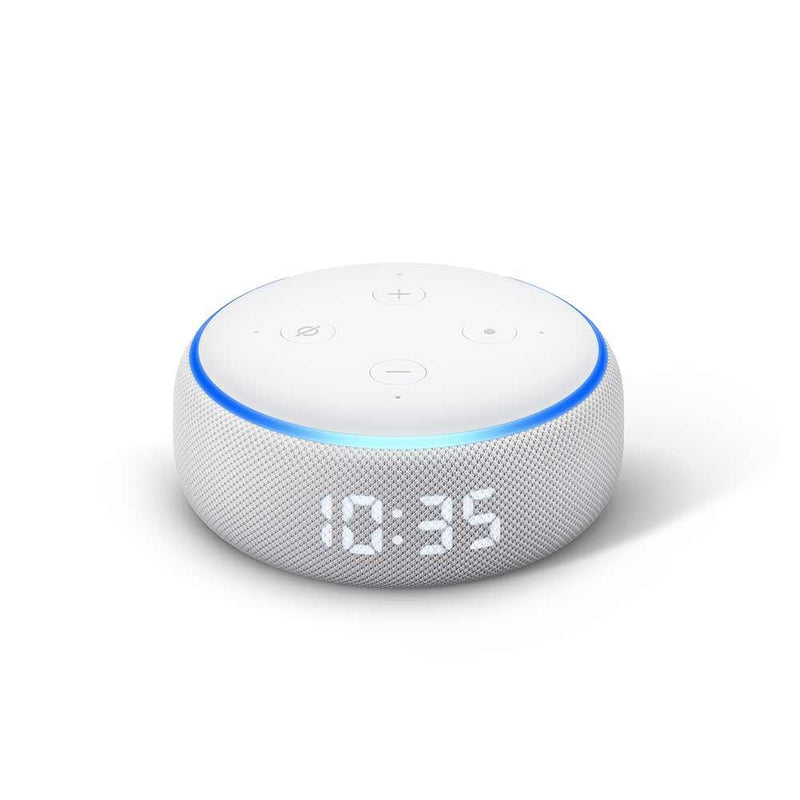 Amazon Echo Dot (3rd Gen) –  Top