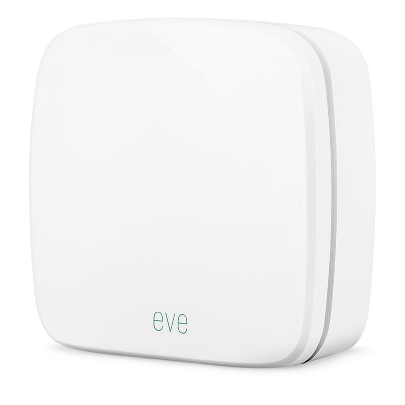Elgato 10027801 Eve Room Wireless Indoor Sensor