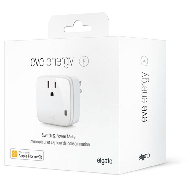 Eve Wireless Switch and Power Meter