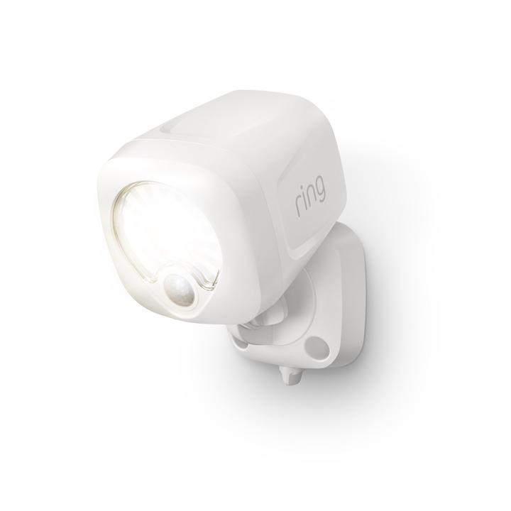 Ring Smart Lighting Battery Powered Spotlight - White