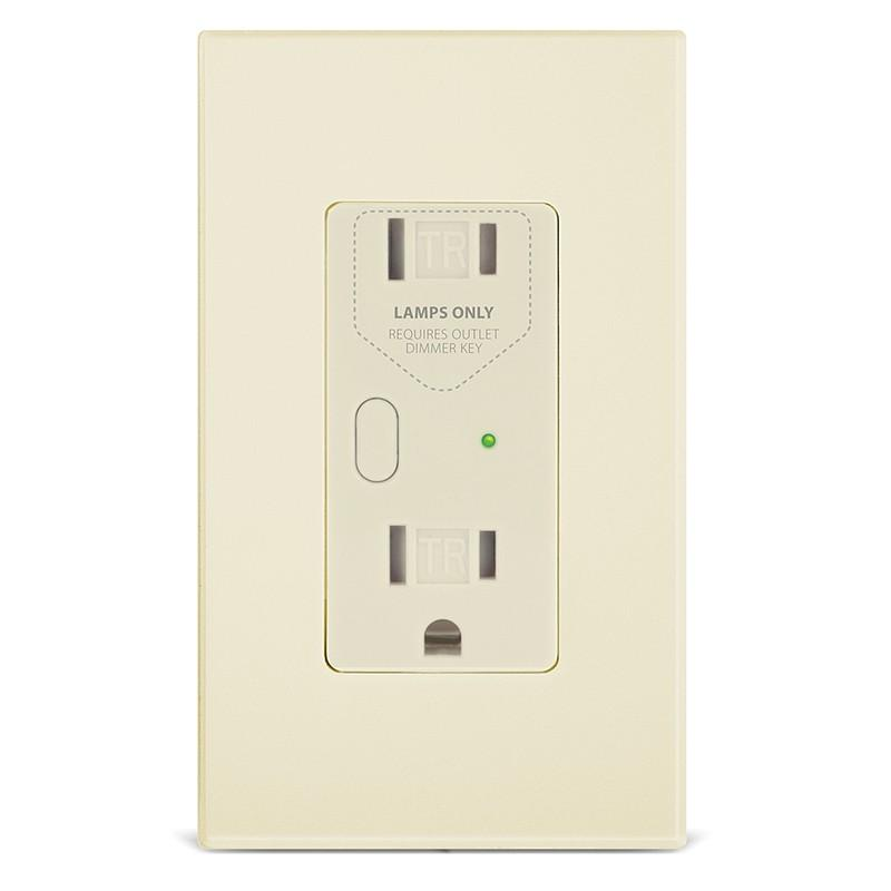 Insteon Remote Control Dimmer Outlet