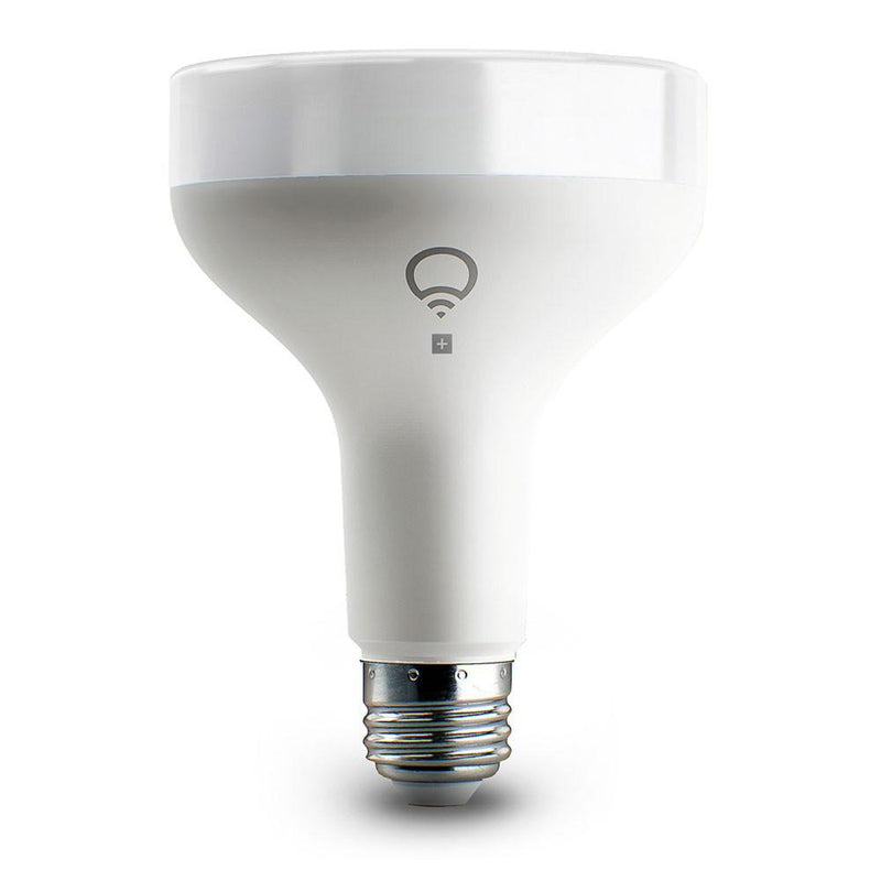 LIFX+ App Controlled Wi-Fi Smart LED Light Bulb, BR30