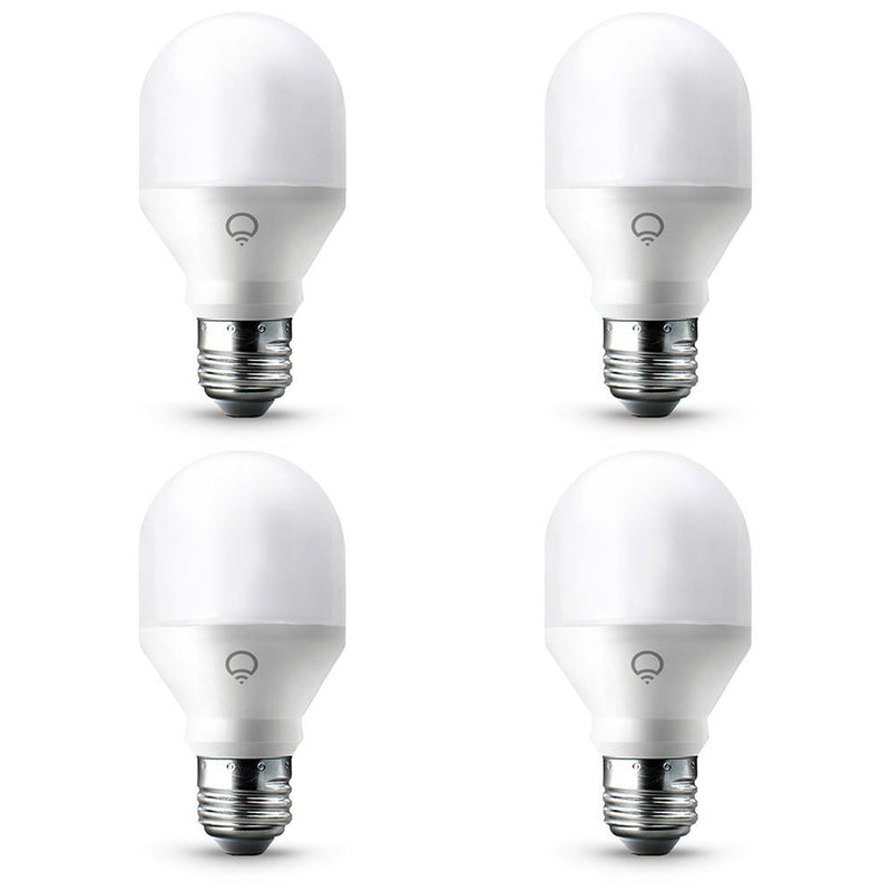 LIFX Mini A19 E26 App Controlled Wi-Fi Smart LED Light Bulb, Color