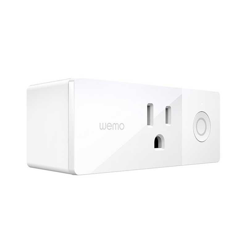 Wemo Mini Wi-Fi Smart Plug-in
