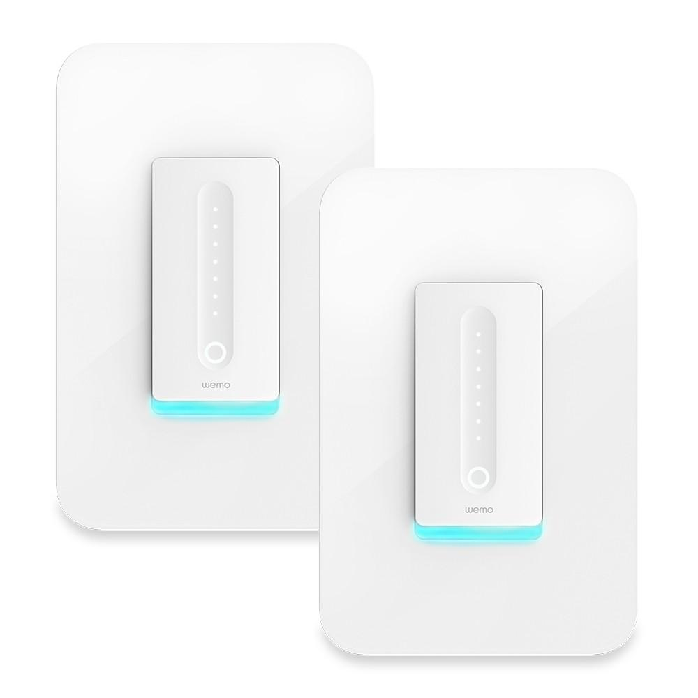 Wemo Wi-Fi Smart Dimmer Switch
