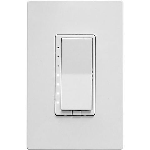 HomeSeer Z-Wave Plus Scene Capable RGB Wall Dimmer