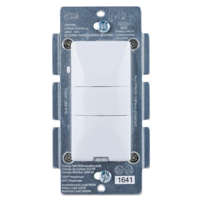 GE Z-Wave Plus In-Wall Dimmer Smart Motion Switch