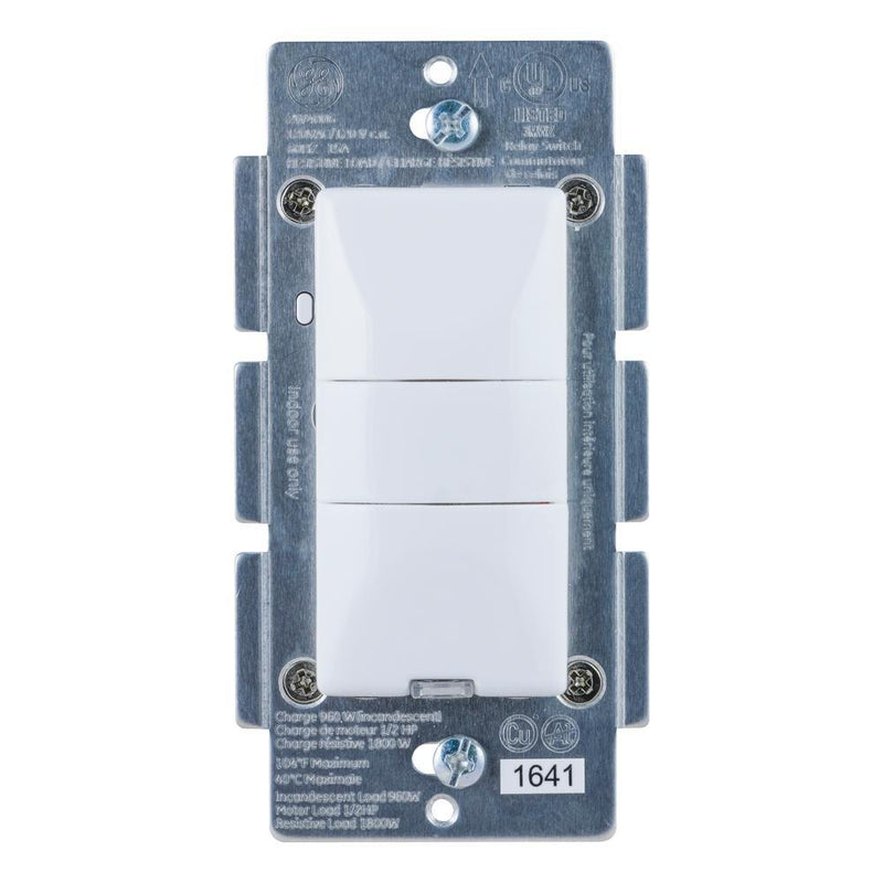 GE Z-Wave Plus In-Wall On/Off Smart Motion Switch