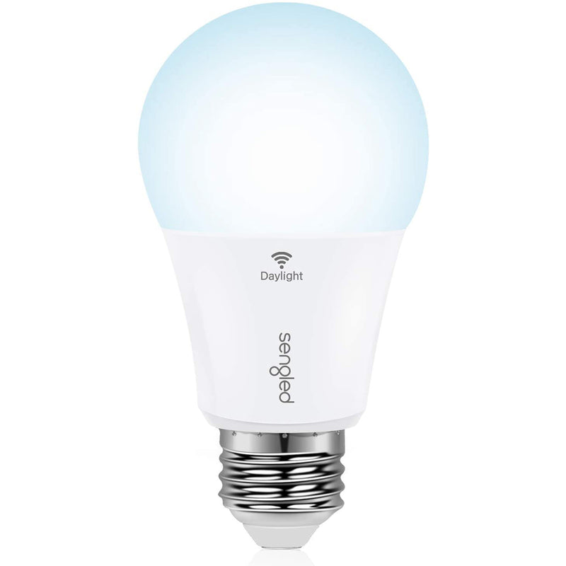 Sengled WiFi Smart Dimmable LED Light Bulb, No Hub Required - A19 - Each