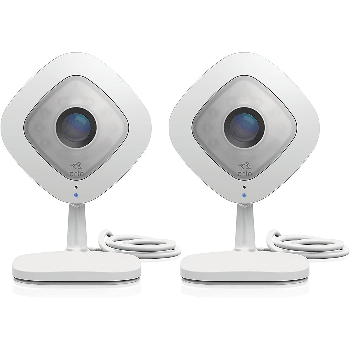 Arlo Q – Wired, 1080p HD Security Camera