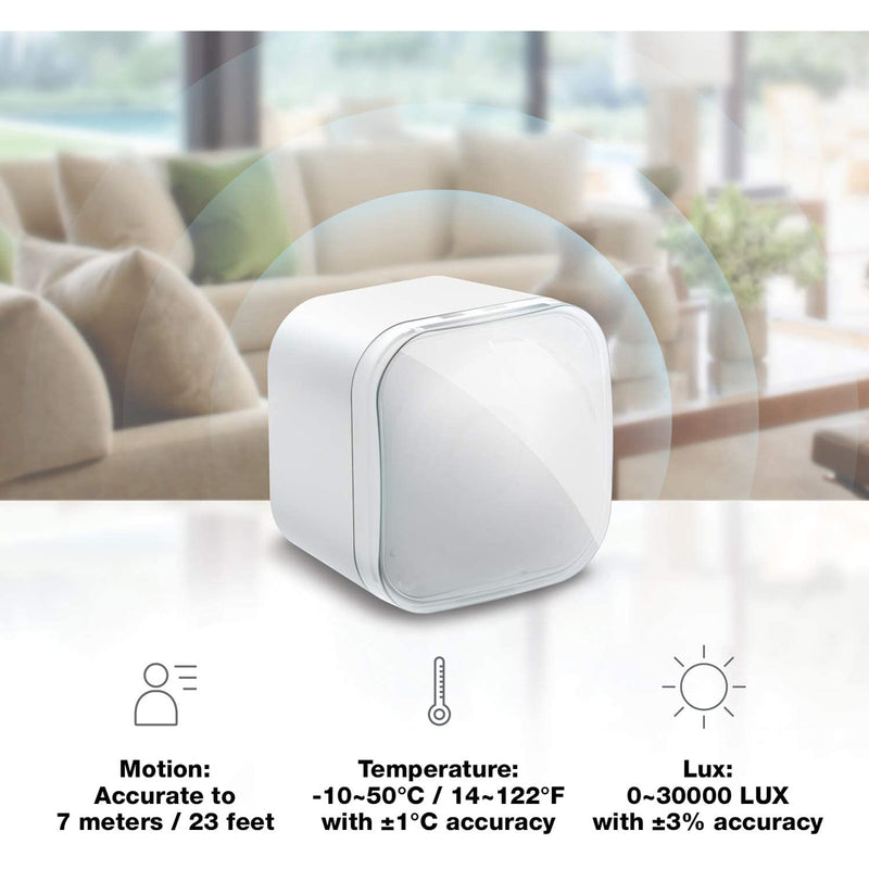 Aeotec Z-Wave Plus Motion Sensor, Temperature Sensor and Light Sensor