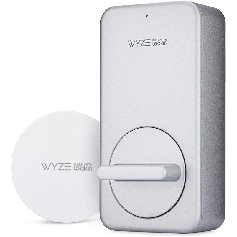 Wyze Lock Wi-Fi and Bluetooth Enabled Smart Door Lock