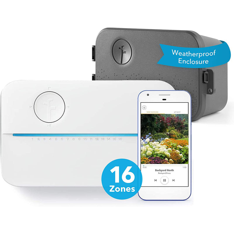 Rachio 3 Smart Sprinkler Controller - 3rd Generation - With Outdoor Enclosure