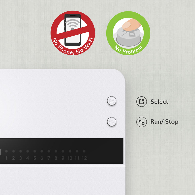 Aeon Matrix Yardian Pro Smart Sprinkler Controller with Instant Button Control
