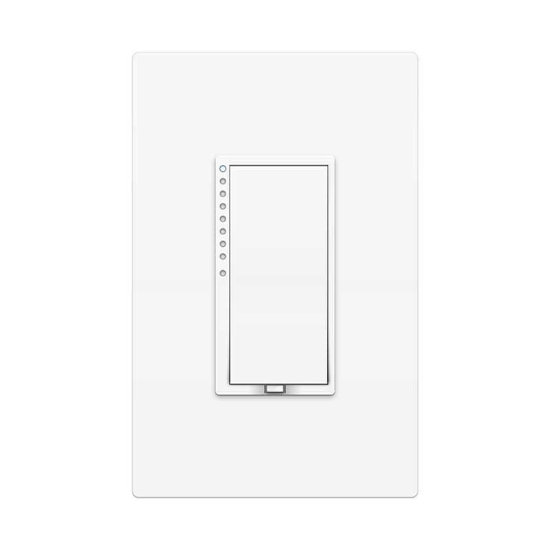 Refurbished Insteon Remote Control Dimmer Switch - White