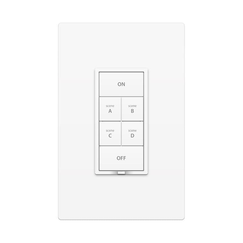 Insteon Remote Control On/Off Keypad, 6-Button