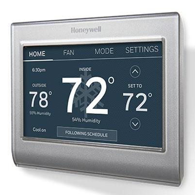 Honeywell Wi-Fi Smart Color 7 Day Programmable Thermostat