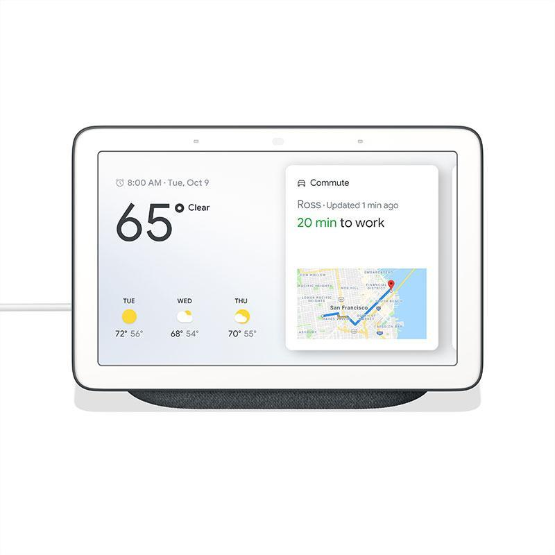 Google Home Hub Smart Speaker with Google Assistant and 7
