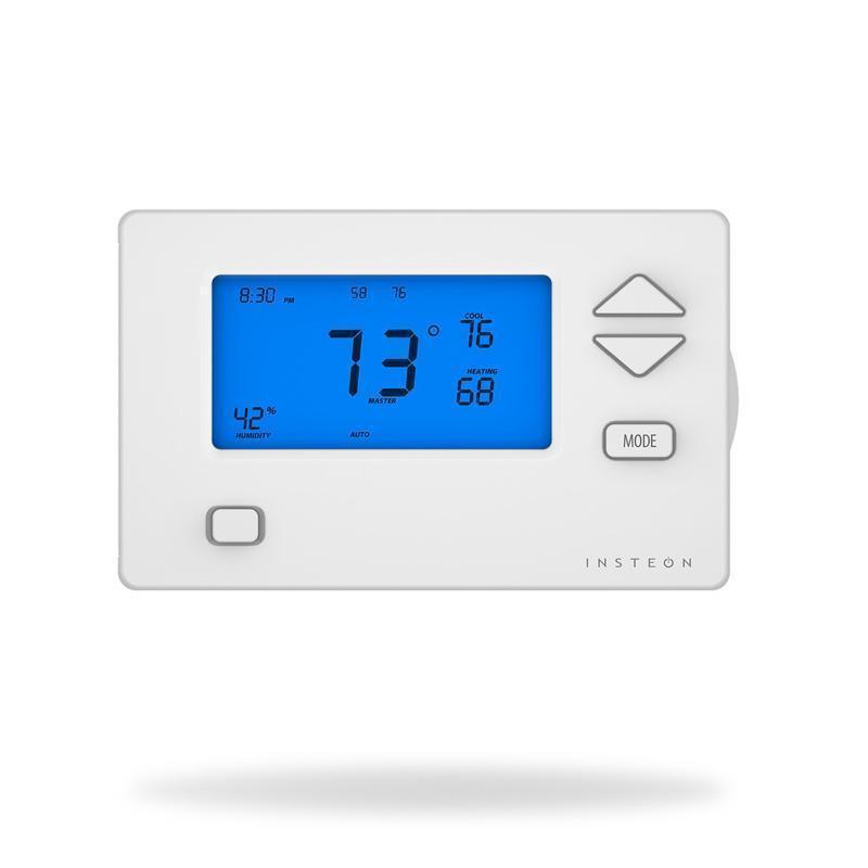 Insteon Remote Control Wall Thermostat