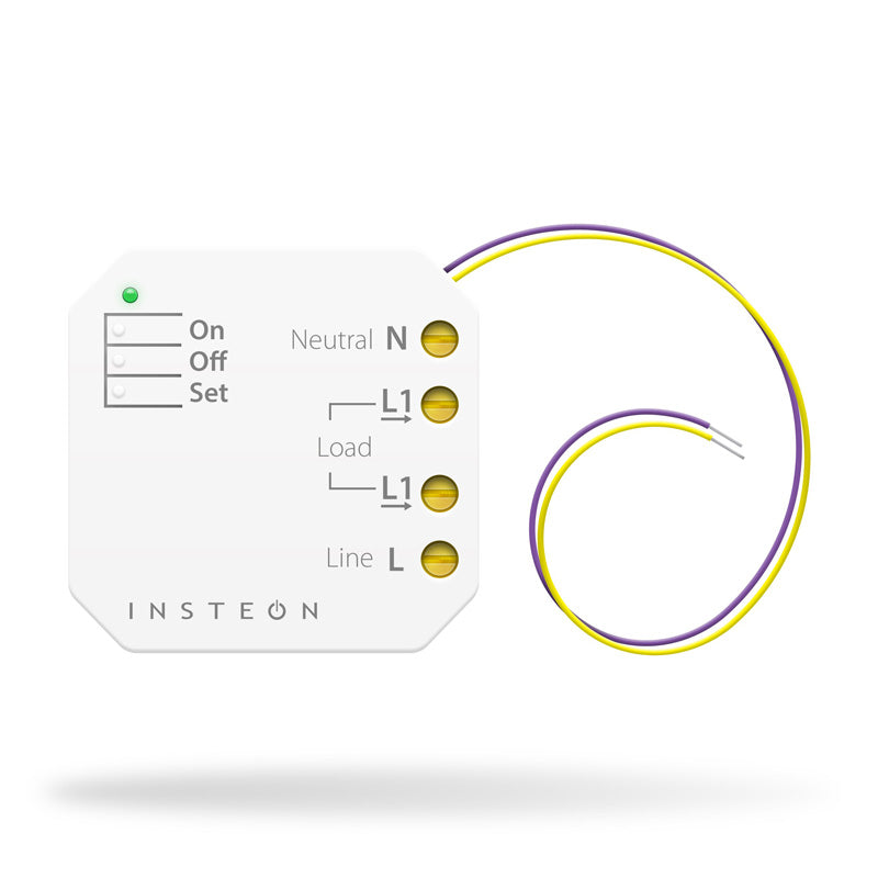 Refurbished Insteon Remote Control Micro Dimmer Switch Adapter