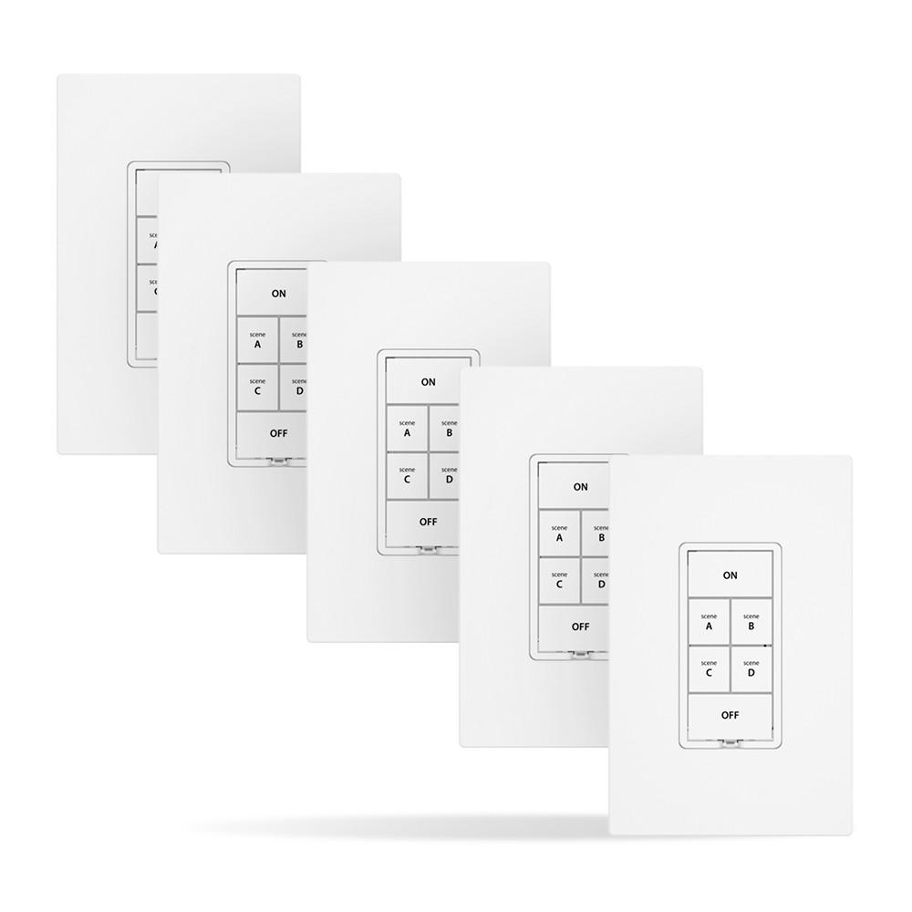 Insteon Remote Control Dimmer Keypad, 6-Button