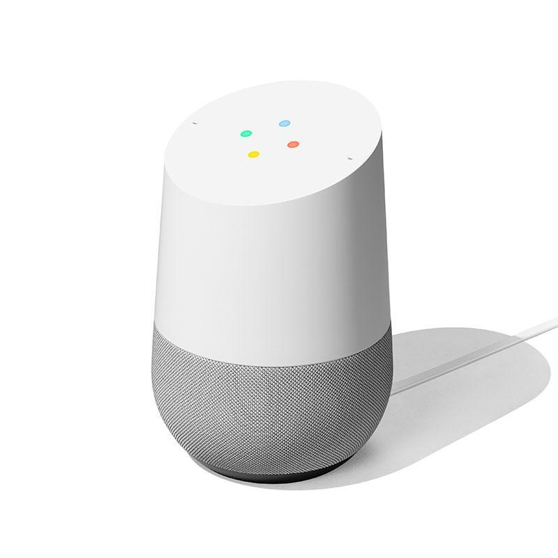 Google Home Smart Speaker with Google Assistant