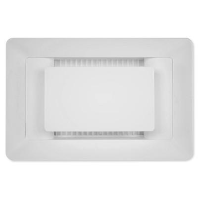 ecoVent Smart Venting Temperature Control – Wall Vent, White