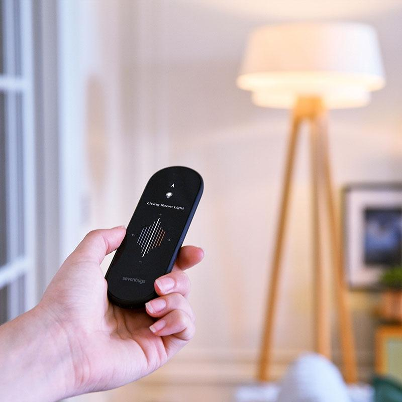 Sevenhugs Smart Remote — Control Your Tv and Smart Home with One Remote