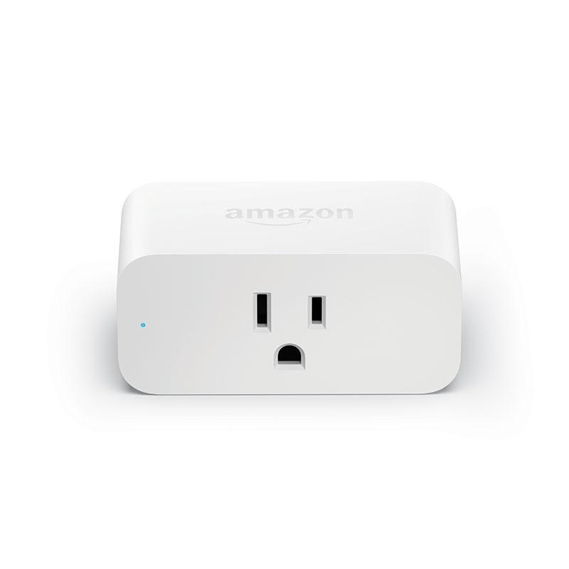 Amazon Smart Plug works with Alexa