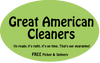 Great American Dry Cleaners, FREE Pickup & Delivery
