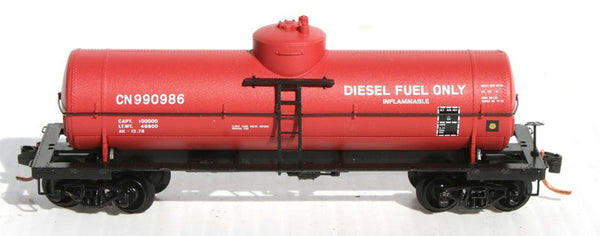 N Micro-Trains CN 39' Single Dome Tank Car 065-00-560