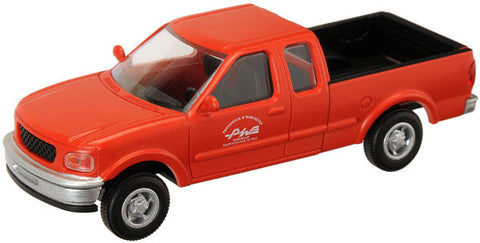 Atlas HO Motoring 2000 1997 Ford F-150 Standard Side (Pacific Green)