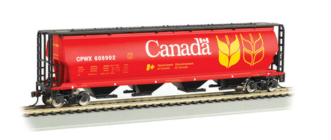 HO Cylindrical Hopper, Canada Grain