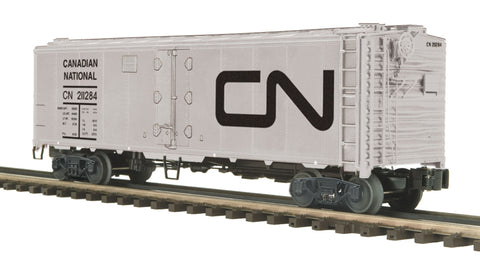 M.T.H Canadian National (#211284) 40' Steel Sided Reefer