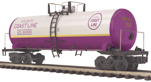 MTH O Atlantic Coast Line Tank Car #66280