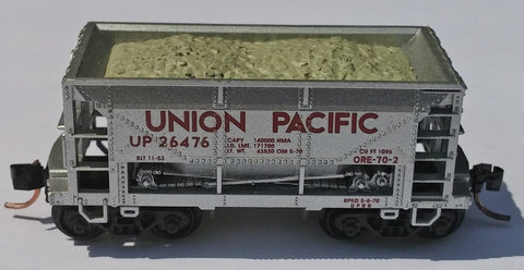 N Atlas Union Pacific Ore Car #26476