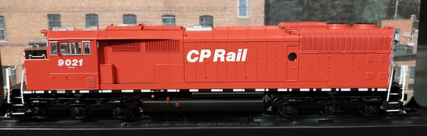 Bowser 25012 Canadian Pacific SD40-2F Diesel Switcher #9021 with DCC and Sound