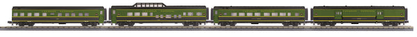 MTH RailKing O-27 60' Streamline Passenger, CN (4)