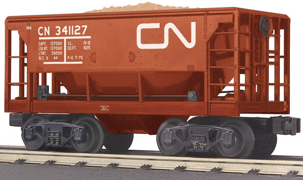 MTH RailKing Canadian National Ore Car w/ Ore Load