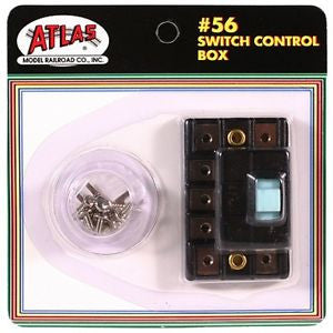 Atlas HO Switch Control Box #56