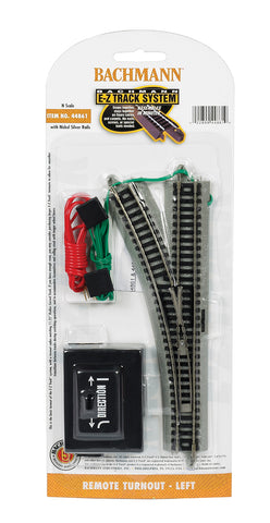 Bachmann N EZ Remote Left-Hand Switch